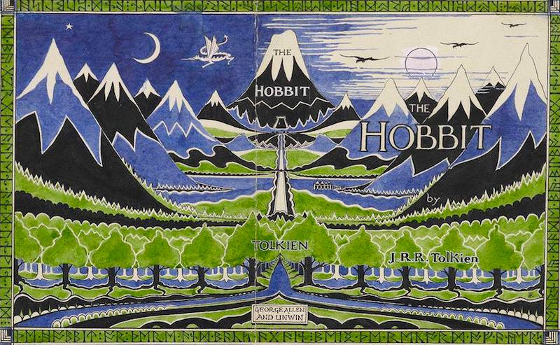 Exposition Tolkien, voyage en Terre du Milieu à la BNF du 22 octobre 2019 au 16 février 2020