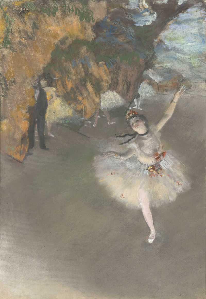 Exposition Degas à l'Opéra au Musée d'Orsay jusqu'au 19 janvier 2020