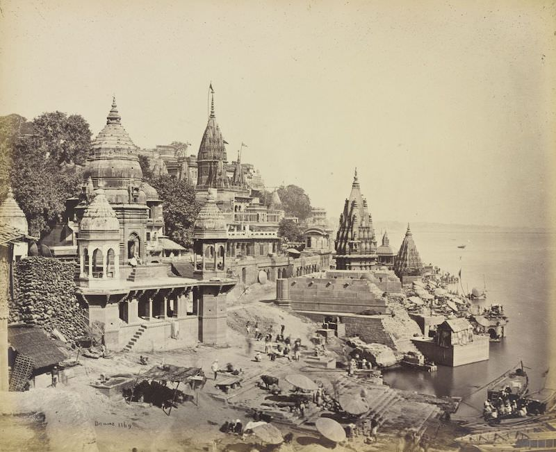 India, through the mirror of photography exhibition at the Guimet Museum, 6th November 2019 - 17 février 2020