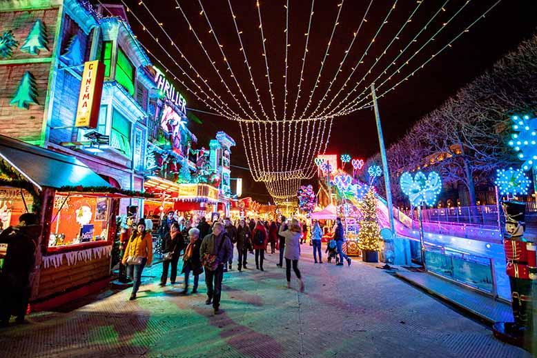 Le marché de Noël du Jardin des Tuileries du 15 novembre 2019 au 5 janvier 2020