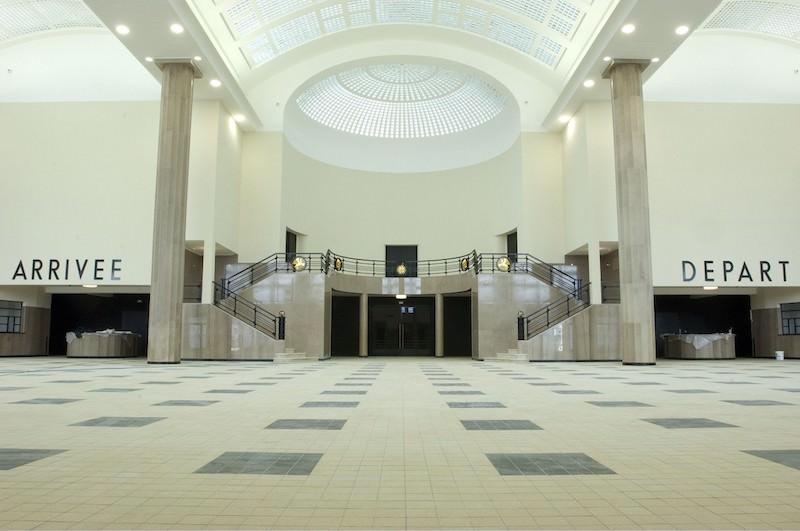 Ouverture de la Grande Galerie du musée de l'Air et de l'Espace au Bourget
