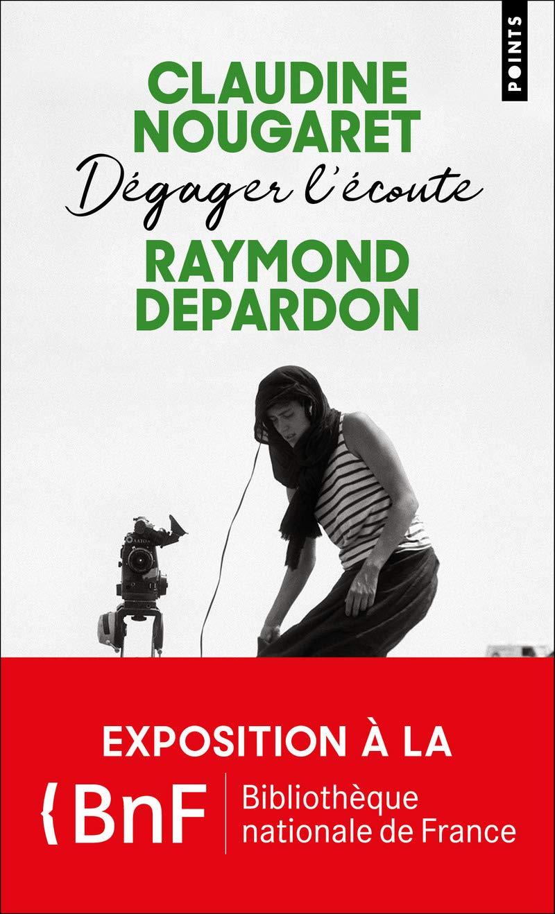 Exposition Claudine Nougaret, dégager l'écoute à la BNF du 14 janvier au 15 mars 2020