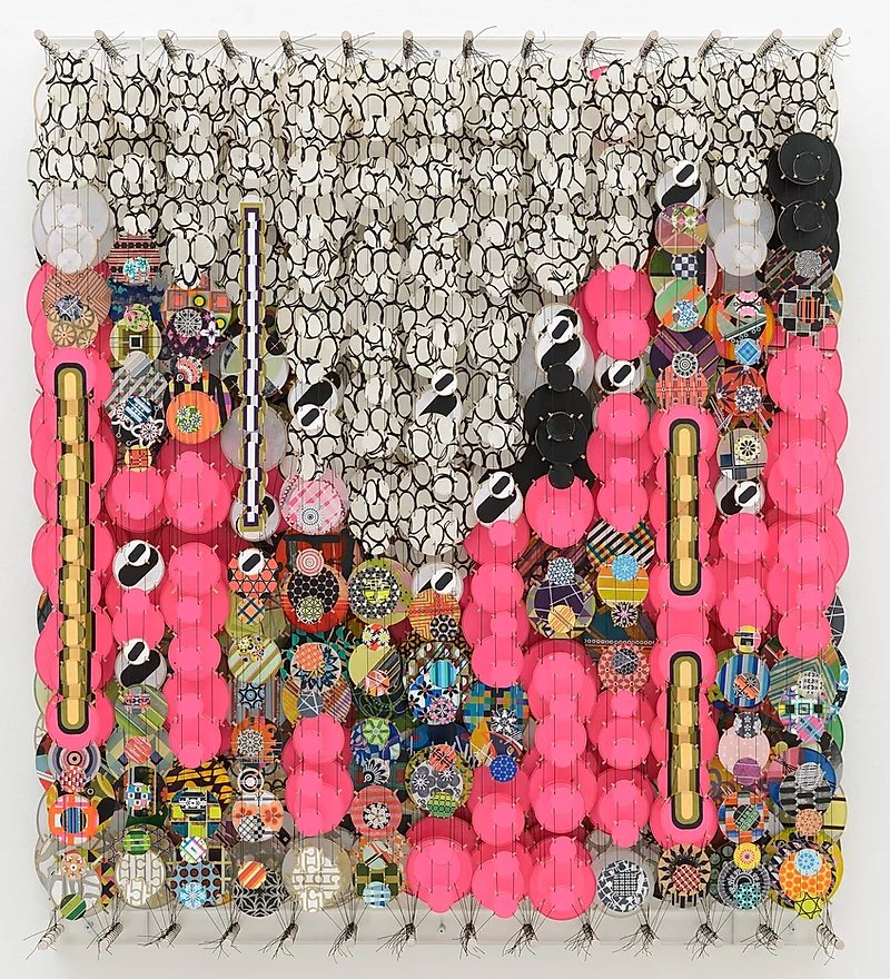 Exposition Jacob Hashimoto à la Galerie Italienne du 17 janvier au 22 février 2020