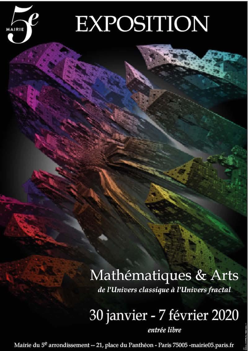 Exposition Mathématiques & Arts