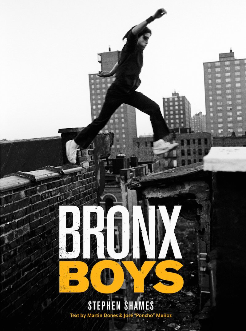 Stephen Shames Bronx Boys exhibition at the Esther Woerdehoff Gallery, 29th January - 7th March 2020