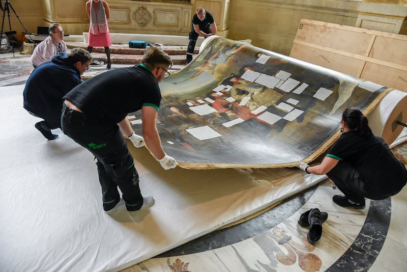 Le Musee de l'Armée fête les 350 ans des Invalides