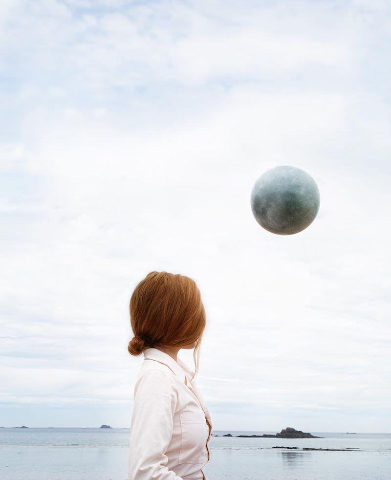 Exposition Maia Flore d'îles en lune à la Galerie Esther Woerdehoff du 12 mars au 18 avril 2020