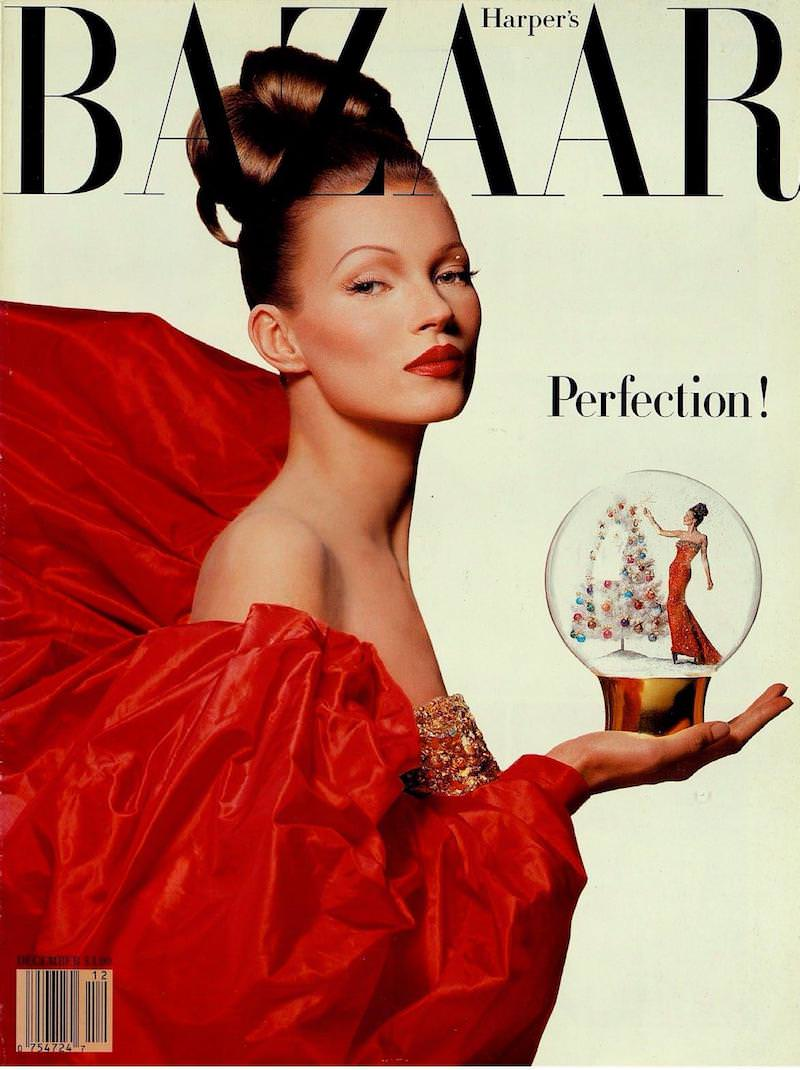 Harper's Bazaar - First in Fashion exhibition at the MAD until 14th July 2020