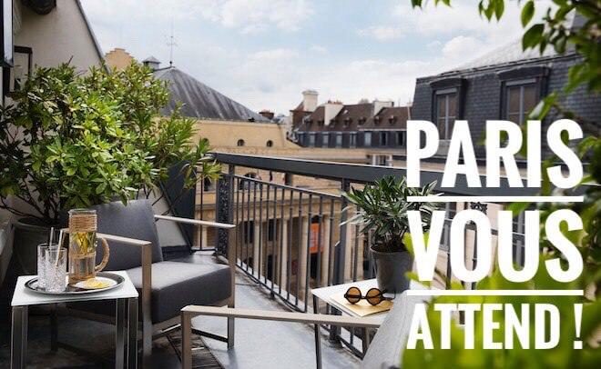 Réouverture des Hôtels Paris Rive Gauche le 3 septembre 2020