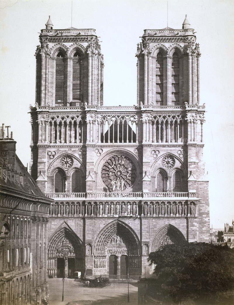Exhibition Notre-Dame de Paris - from Victor Hugo to Eugène Viollet-Le-Duc at the Archeological Crypt fo the Île de la Cité, from 9th September 2020