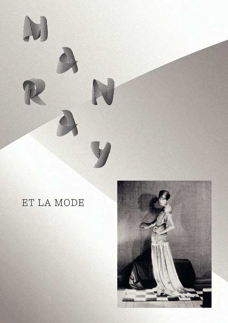 Exposition Man Ray et la mode au Musée du Luxembourg du 23 septembre 2020 au 17 janvier 2021