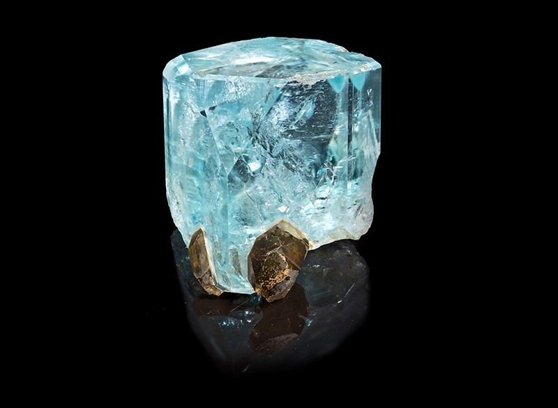 Gems exhibition at the Natural History Museum, 16th September 2020 - 14th June 2021