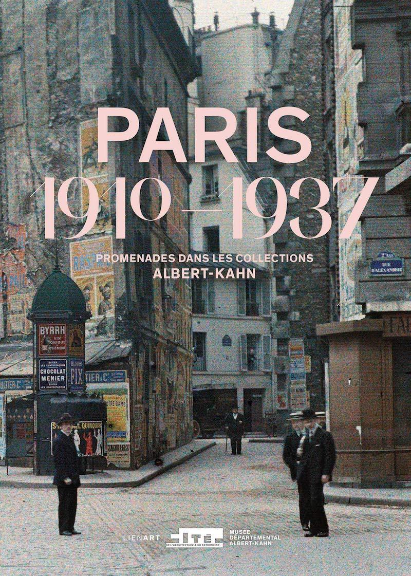 Lien Amazon pour le catalogie de l'Exposition Paris 1910-1937 à la Cité de l'architecture jusqu'au 11 janvier 2021