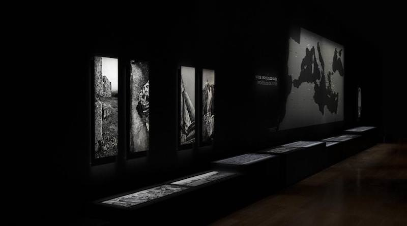 Exposition de Josef Koudelka Ruines à la BNF jusqu'au 16 décembre 2020