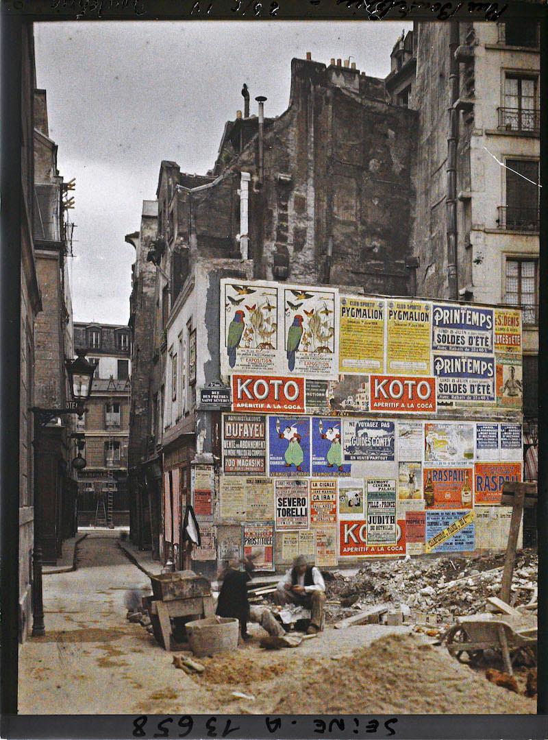 Exposition Paris 1910-1937 à la Cité de l'architecture jusqu'au 11 janvier 2021
