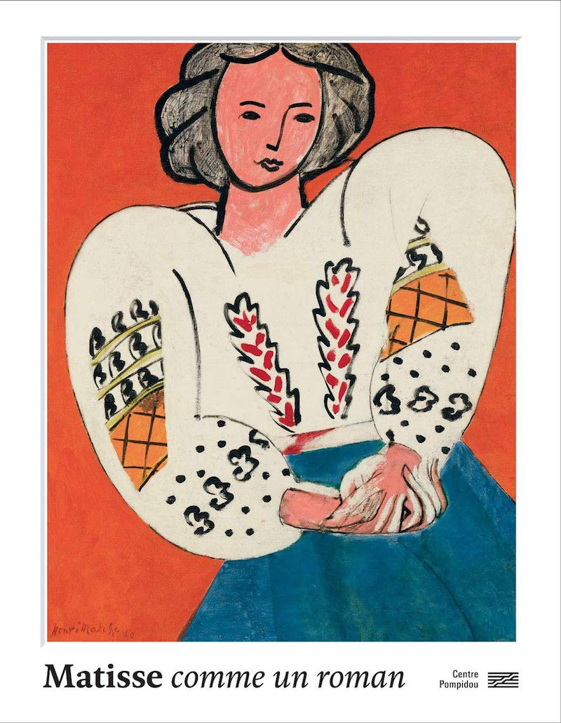 Amazon link for the catalogue of the Matisse exhibition at the Pompidou Centre in Paris