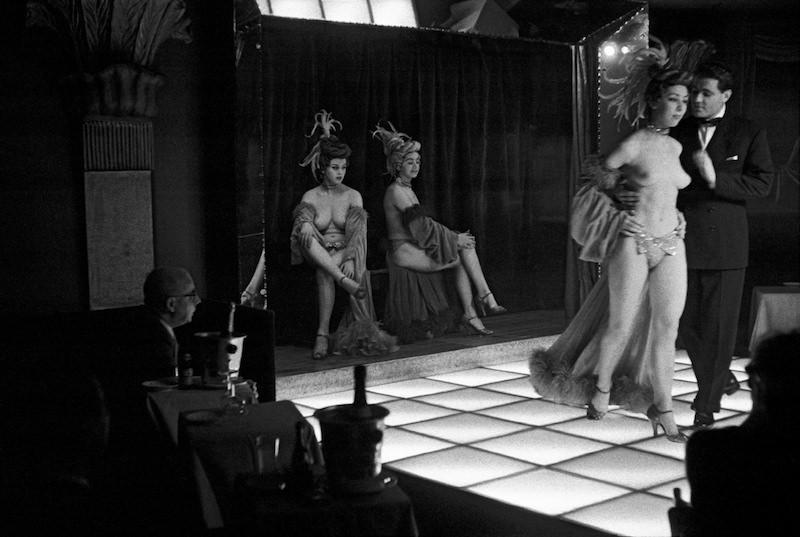 Exposition Frank Horvat à la Maison de la photographie Robert Doisneau jusqu'au 10 janvier 2021