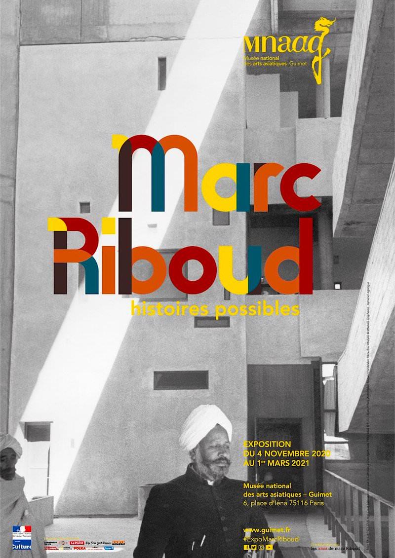 Exposition Marc Riboud au Musée Guimet du 19 mai 2021 au 6 septembre 2021