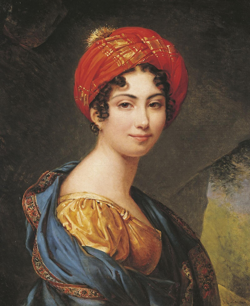 Exposition Peintres Femmes, 1780-1830, naissance d'un combat au Musée du Luxembourg du 3 mars au 4 juillet 2021