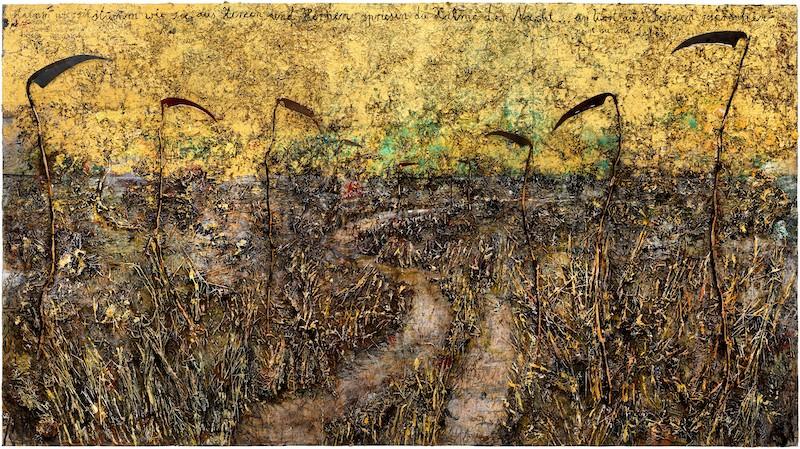 Exposition Anselm Kiefer à la Gagosian Gallery jusqu'au 28 mars 2021