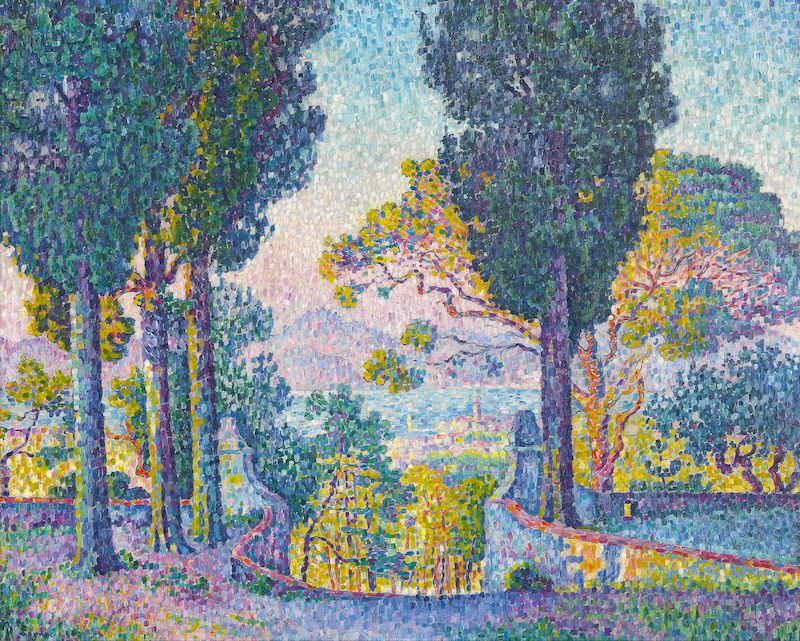 Exposition Signac, les harmonies colorées au Musée Jacquemart-André du 19 mai au 19 juillet 2021