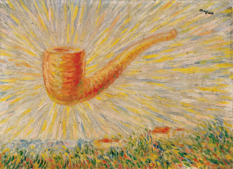 Exposition Magritte / Renoir - le surréalisme en plein soleil à l'Orangerie du 19 mai au 19 juillet 2021