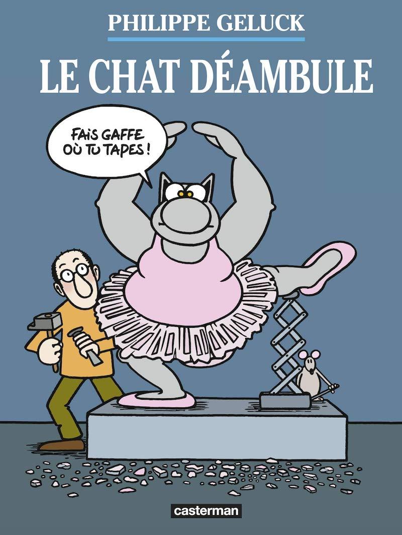 Exposition Le Chat déambule sur le Champs-Élysées jusqu'au 9 juin 2021