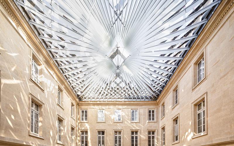 Ready to open in Paris - l'Hôtel de la Marine