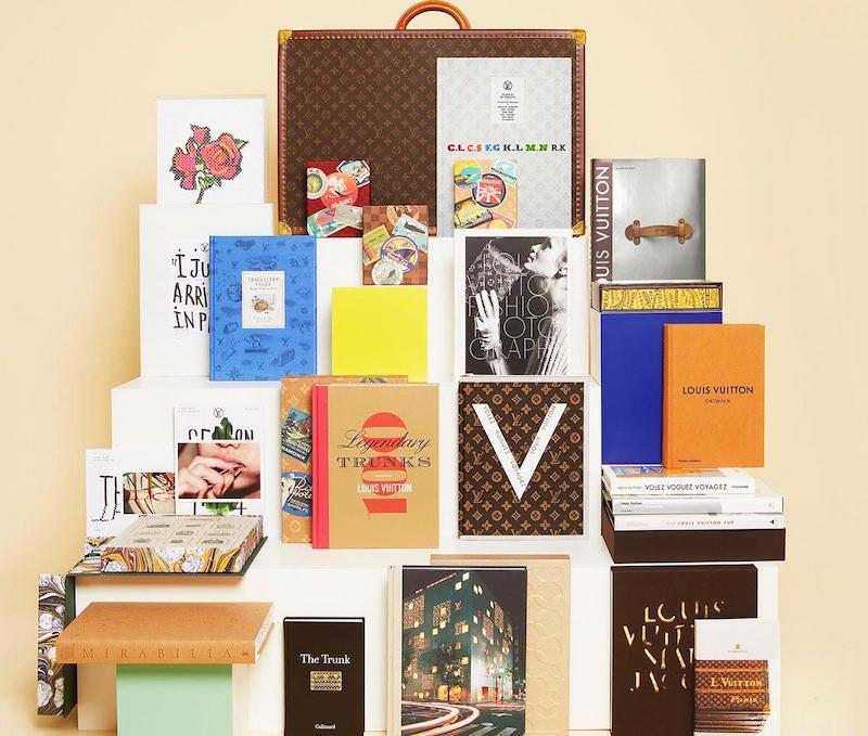 Louis Vuitton ouvre sa librairie éphémère à Saint-Germain-des-Prés