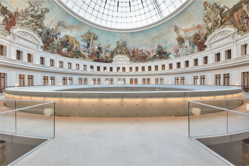 The Bourse de Commerce - the Pinault collection - opens 22nd May 2021