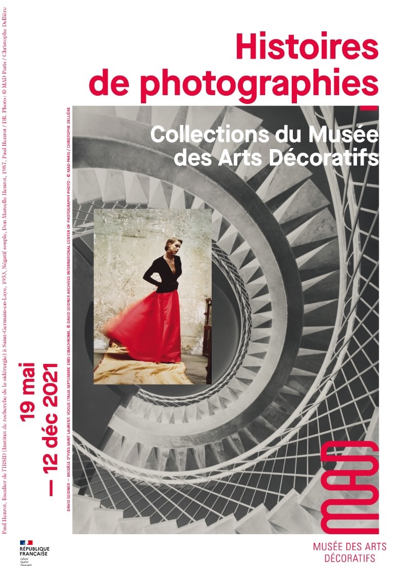 Histoires de photographies exhibition at the MAD until 12th December 2021
