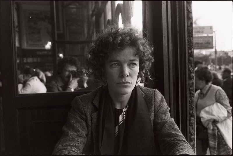 Exposition En transit : photographies de Paul Ickovic à la BNF, Paris