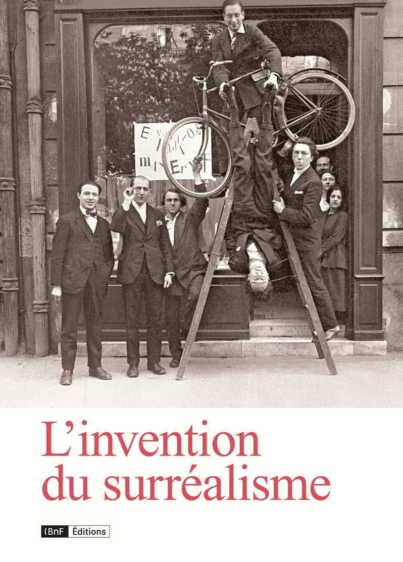 Catalogue de l'exposition L'Invention du surréalisme - Des Champs magnétiques à Nadja sur amazon.fr