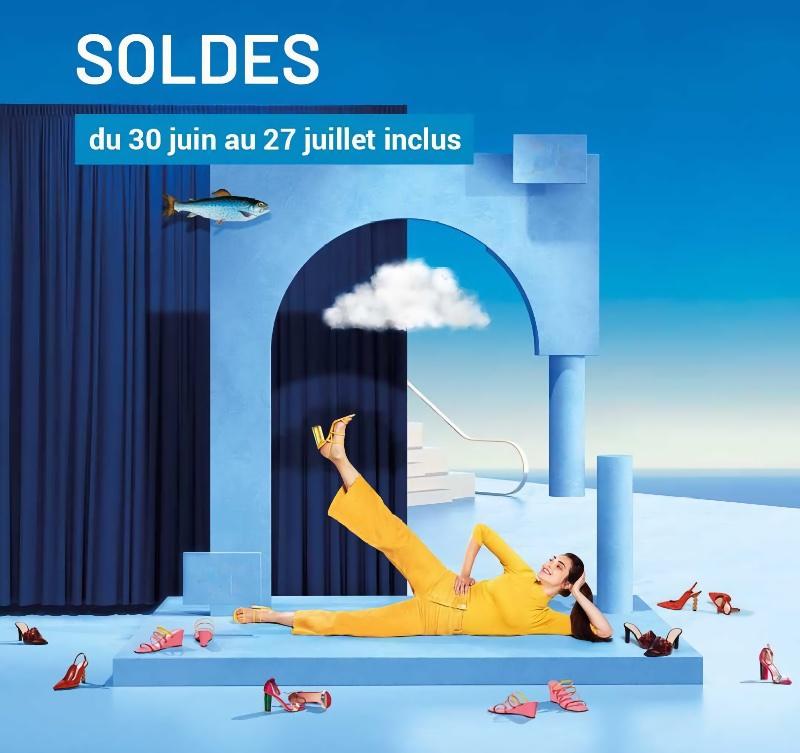 Les soldes d'été 2021 débutent à Paris le 30 juin
