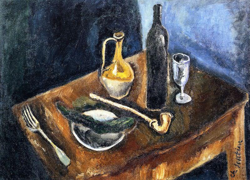 Exposition Chagall, Modigliani, Soutine… au Musée d'art et d'histoire du Judaïsme du 17 juin au 31 octobre 2021