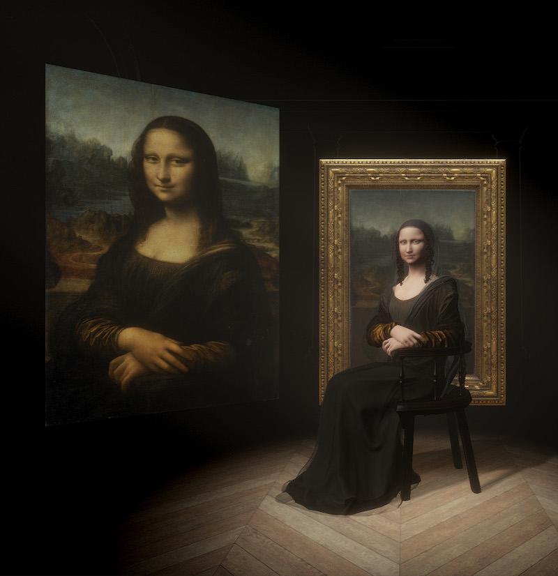 Escape to the Louvre