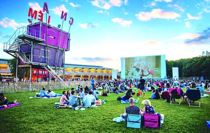 Le Festival de cinéma en plein air à La Villette jusqu'au 22 août 2021