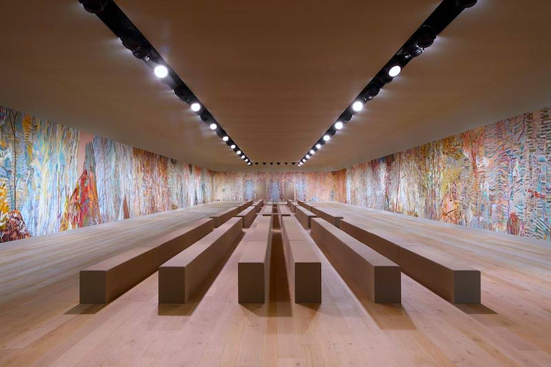 Derniers jour pour voir l'installation Dior dans les jardin du Musée Rodin