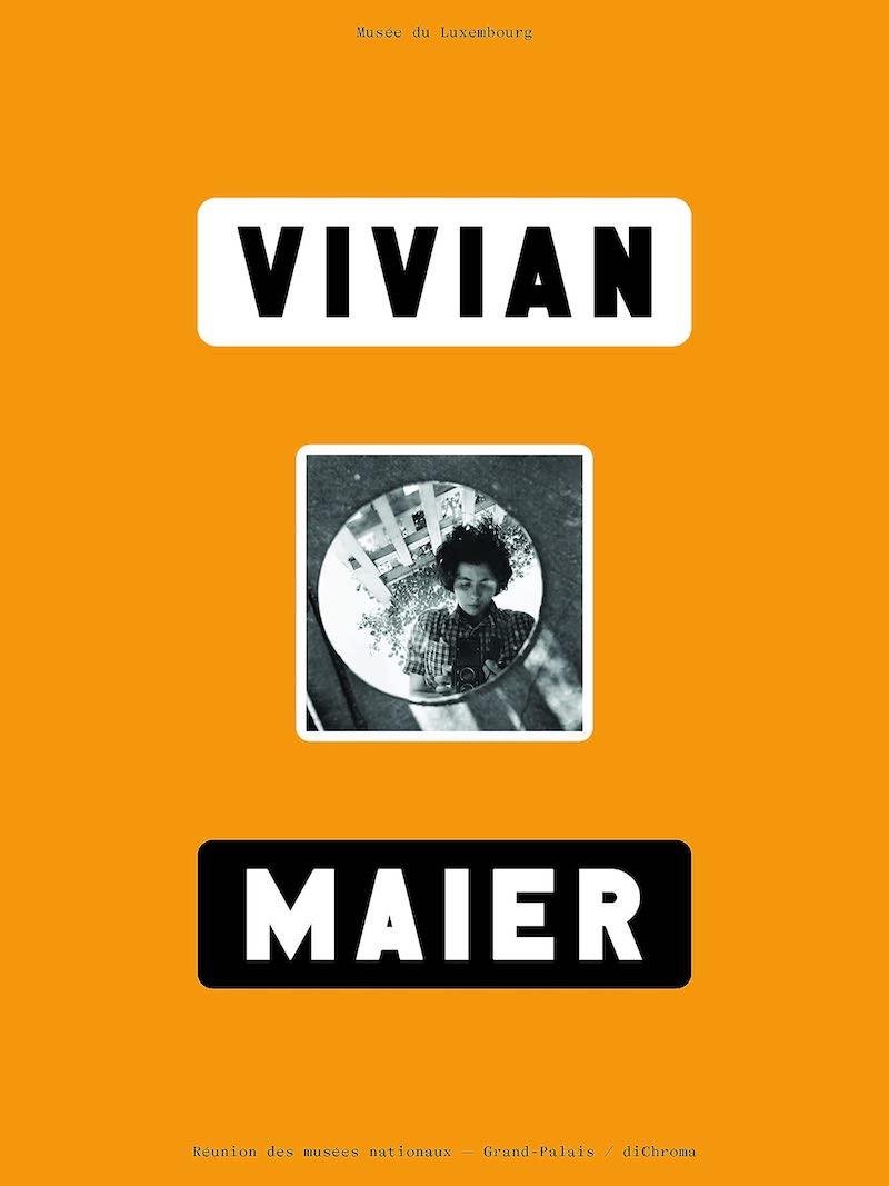 Catalogue de l'exposition Vivian Maier au Musée du Luxembourg, disponible sur amazon.fr
