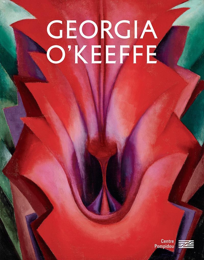 Catalogue de l'exposition Georgia O'Keeffe au Centre Pompidou, disponible chez Amazon