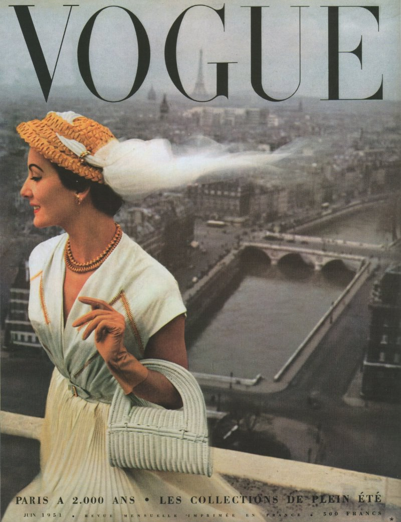 Vogue Paris, 1920-2020 exhibition at the Palais Galliera until 30th January 2022