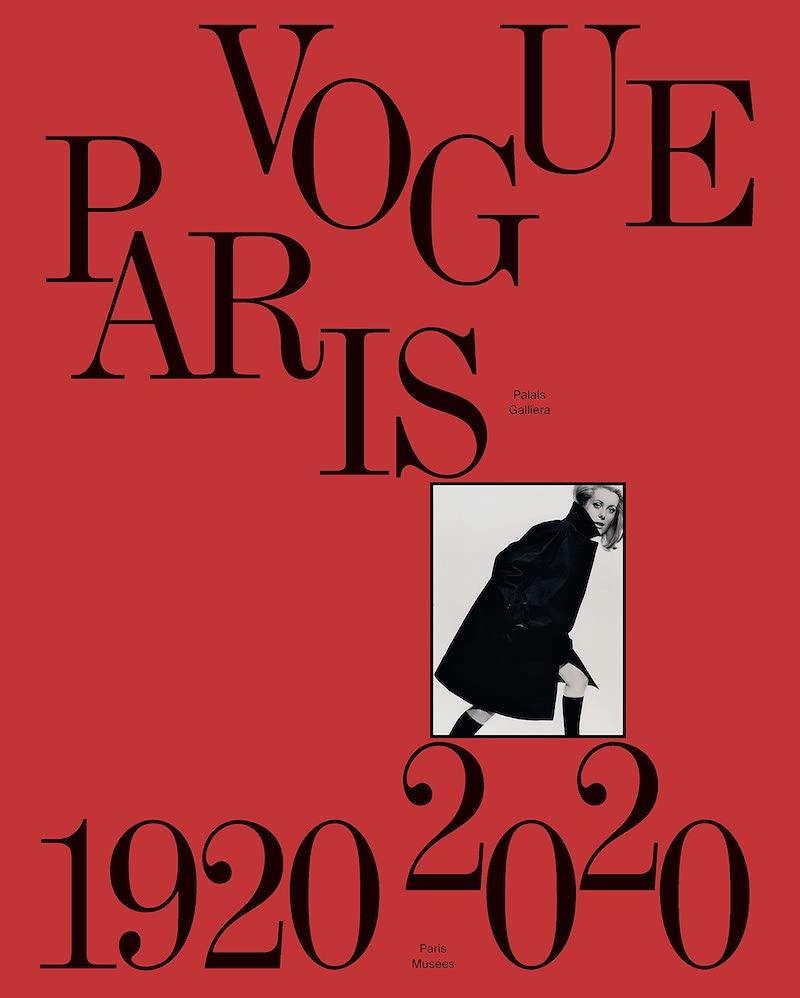Vogue Paris 1020-2020 book at amazon.fr