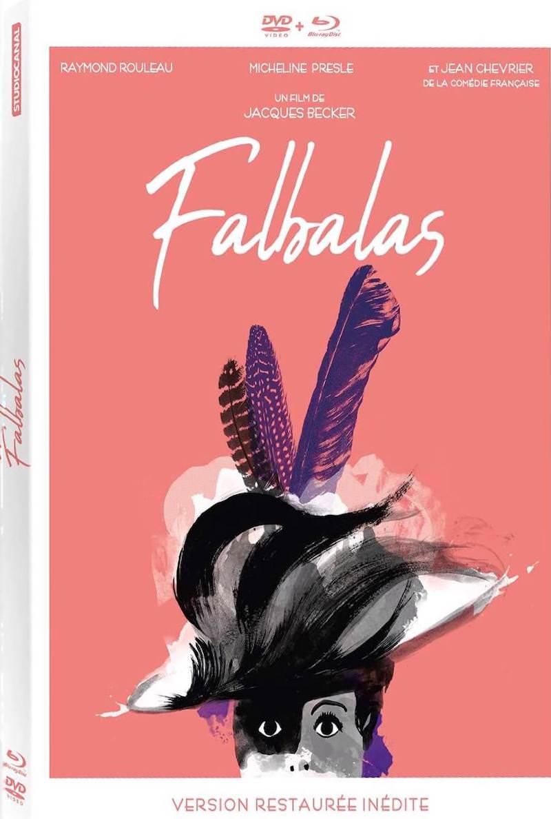 Blu-ray / DVD du film Falbalas chez amazon.fr